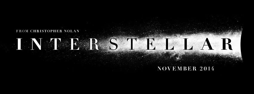 Interstellar logo Interstellar logo
