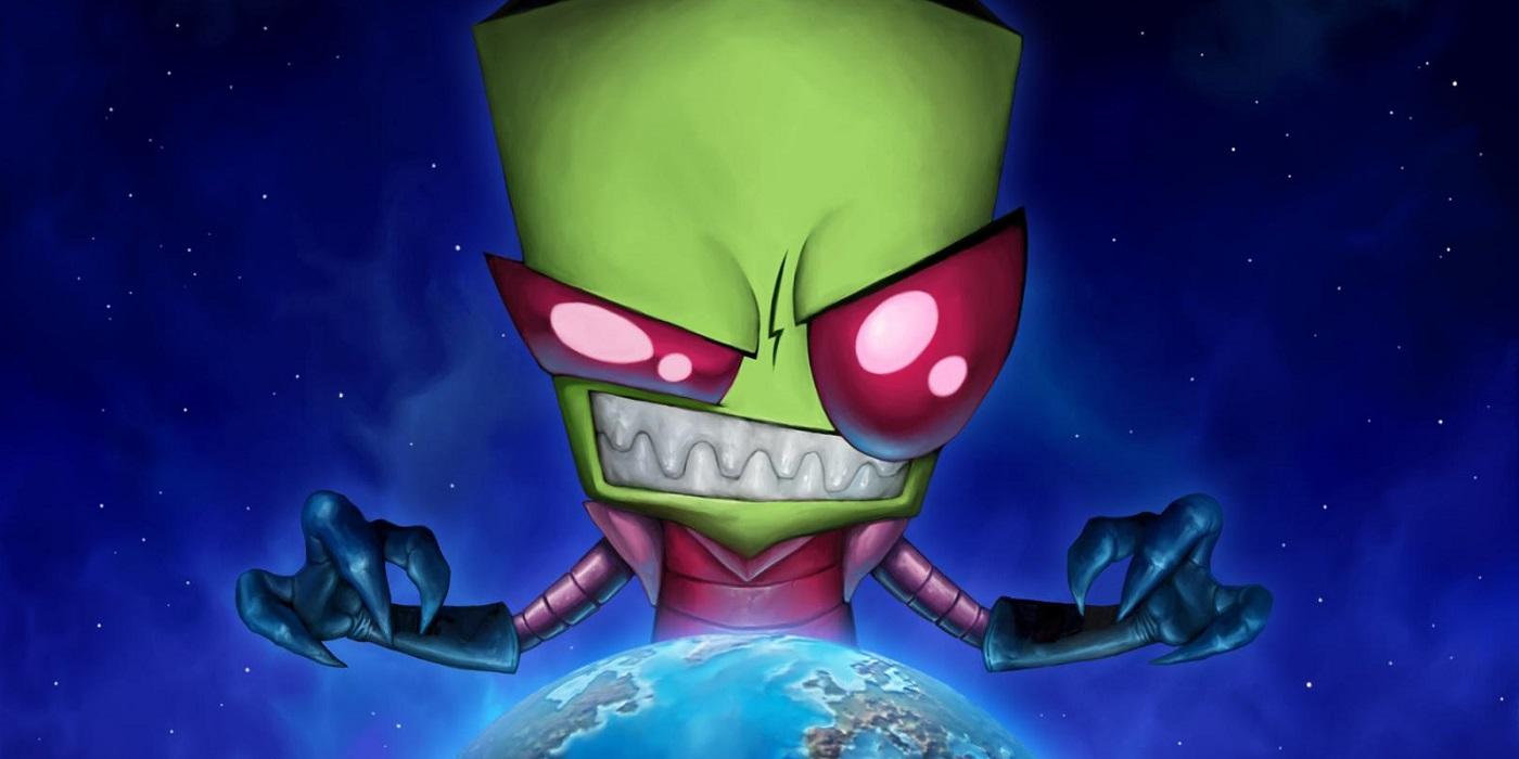 alien cartoon show - photo #1
