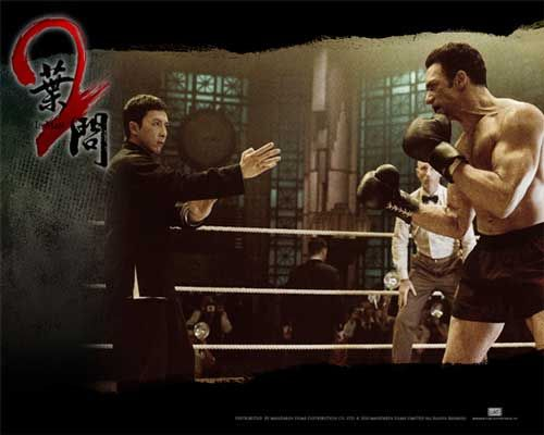Ip Man 2 Legend of the Grand Master Screen Rants (Massive) 2011 Movie Preview