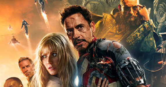 Iron Man 3 Action Screen Rants 2013 Summer Movie Preview