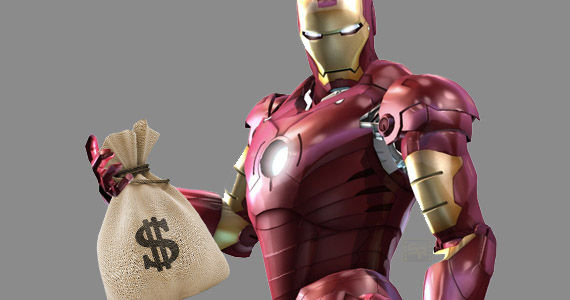 Iron Man 3 Box Office Marvel Willing to Replace Robert Downey Jr; No Plans for War Machine or Falcon Solo Films