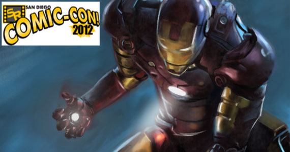 Comic Con 2012 Schedule: Saturday, July 14th
