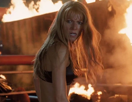 Iron Man 3 - Extremis Pepper Potts