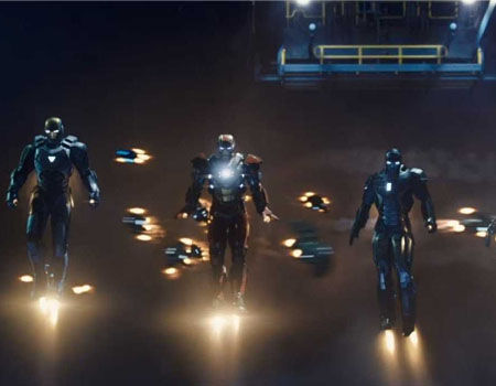 Iron Man 3 - House Party