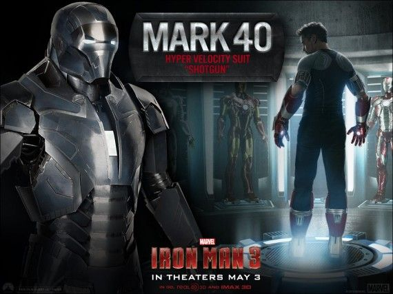 Iron Man 3 Mark 40 Shotgun 570x427 Iron Man 3 Mark 40 Shotgun