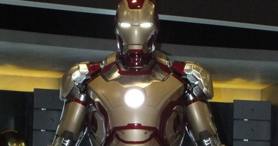 Iron Man 3 Mark VIII Armor Marvel Reveals Official Iron Man 3 Synopsis