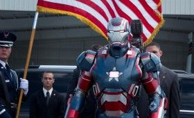 Iron Man 3 Official Iron Patriot Armor 280x170 Iron Man 3 Poster, New Photos & Additional Story Details [Updated]