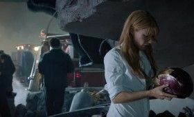 Iron Man 3 Pepper Potts House Rubble 280x170 Iron Man 3 Poster, New Photos & Additional Story Details [Updated]