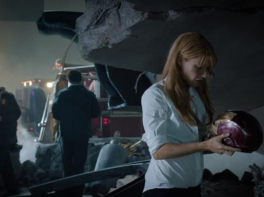 Iron Man 3 Pepper Potts House Rubble Iron Man 3 Pepper Potts House Rubble