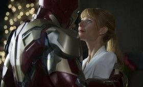 Iron Man 3 Pepper Potts Mark 47 Armor 280x170 Iron Man 3 Poster, New Photos & Additional Story Details [Updated]