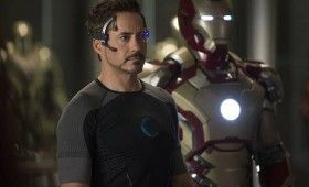 Iron Man 3 Robert Downey Jr Augmented Reality 280x170 Iron Man 3 Poster, New Photos & Additional Story Details [Updated]