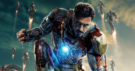 Iron Man 3 Second Trailer Discussion Captain America 2 Writers Talk Characters & Hint At R Rated Marvel Project