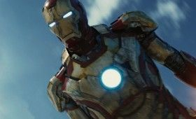 Iron Man 3 Super Bowl Trailer Screen Shot Air Force One Rescue Extremis Armor 280x170 Iron Man 3 Super Bowl Trailer   Plus Images [Updated]