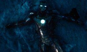 Iron Man 3 Super Bowl Trailer Screen Shot Iron Man Down 280x170 Iron Man 3 Super Bowl Trailer   Plus Images [Updated]
