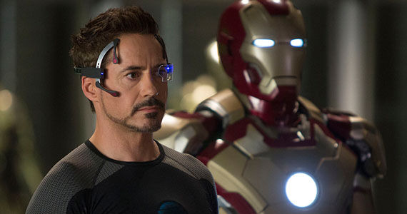 Iron Man 3 Trailer Official Iron Man 3 Trailer Keeps It Serious
