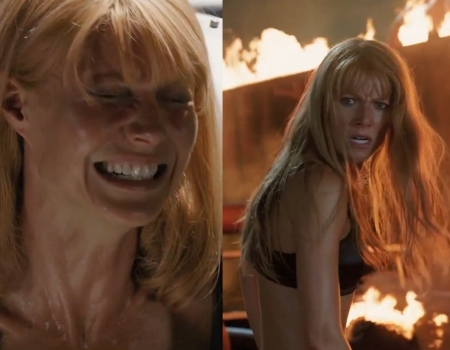 Iron Man 3 Trailer Pepper Potts