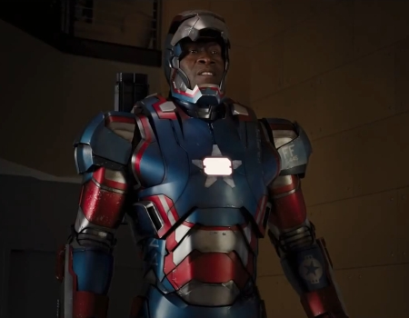Iron Man 3 Trailer Rhodey Theories