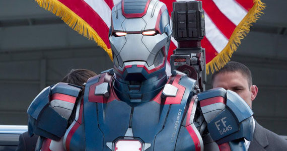 Iron Man 3 War Machine Iron Patriot Air Force Iron Man 3 Poster, New Photos & Additional Story Details [Updated]