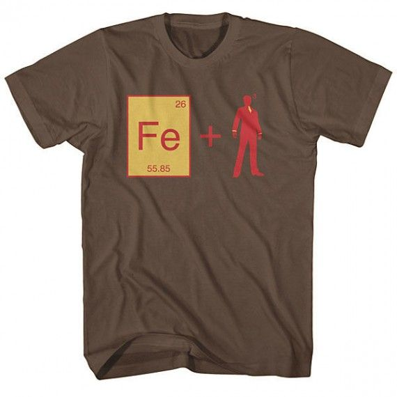 Iron Man Equation T Shirt 570x570 SR Geek Picks: Remember 1999 in 10 Minutes, Game of Thrones Meets Friends & More