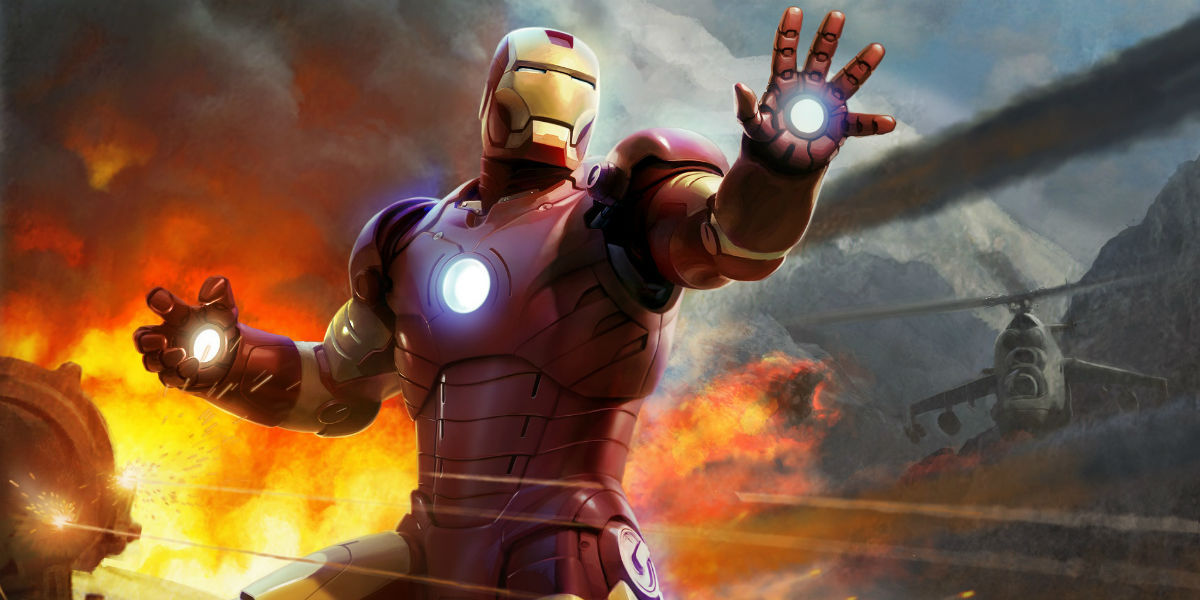 iron man game on pc free