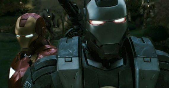 Iron Man and War Machine in Iron Man 2 Will War Machine Appear in The Avengers 2 & Captain America 2?
