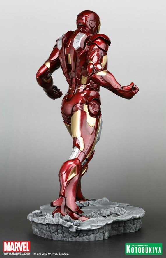 Iron Mans Mark VII Armor from The Avengers Image 4
