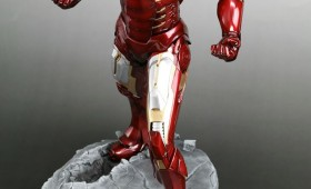 Iron Mans Mark VII Armor From The Avengers