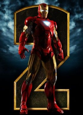 Iron man 2 character poster new armor 280x387 Iron Man 2 Character Posters & More!