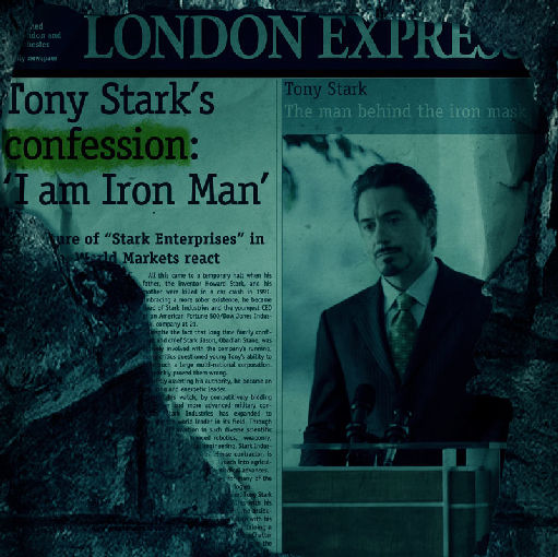 Iron man 2 viral clue 3 Iron Man 2 Viral Headline #3