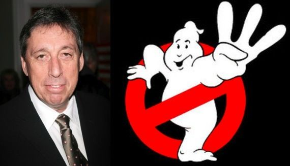 Ivan Reitman talks Ghostbusters 3 Ivan Reitman Addresses Ghostbusters 3 Rumors