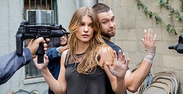 Ivana Milicevic and Antony Starr in Banshee Season 2 Episode 10 Banshee Season 2 Finale Review
