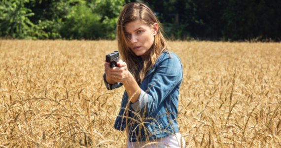 Ivana Milicevic in Banshee season 2 episode 5 Banshee Takes a Detour Into What Could Have Been