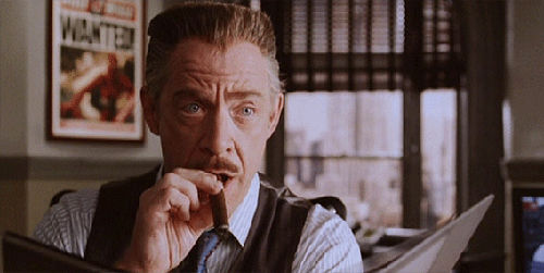 J. Jonah Jameson wont be in the Spider Man reboot Amazing Spider Man 2: Should J.K. Simmons Return as J. Jonah Jameson?