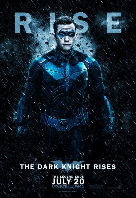 JGL Nightwing 570x831 SR Geek Picks: Dark Knight Binges Trailer, Nightwing Rises and Thor 2 Fan Posters & More!