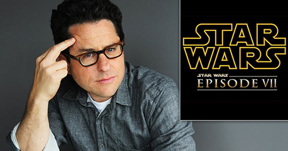 JJ Abrams Star Wars Episode 7 J.J. Abrams Directing Star Wars: Episode 7 [UPDATED]