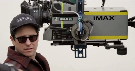 JJ Abrams shooting Star Trek Into Darkness with IMAX camera Star Wars Episode 7 May Be Partly Shot Using IMAX Cameras