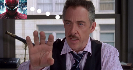 Amazing Spider Man 2: Should J.K. Simmons Return as J. Jonah Jameson?