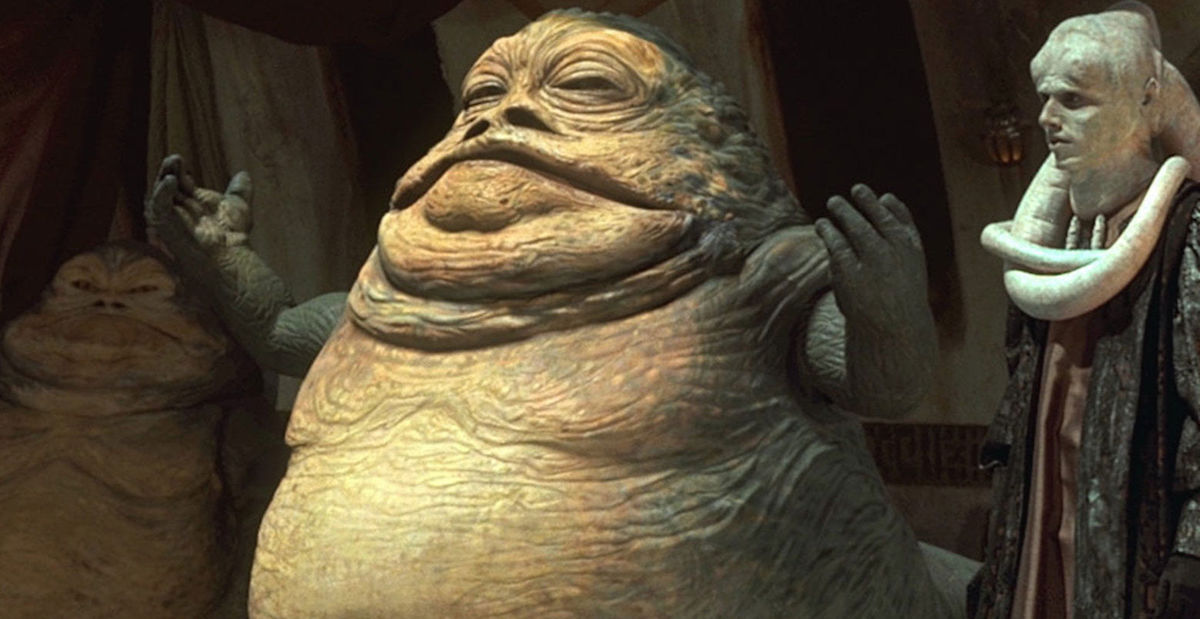 Star Wars: 10 Things You Didn't Know About Jabba The Hutt Jabba The Hutt