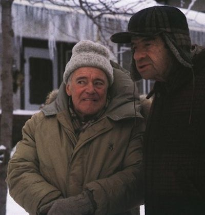 Jack Lemmon - Grumpier Old Men