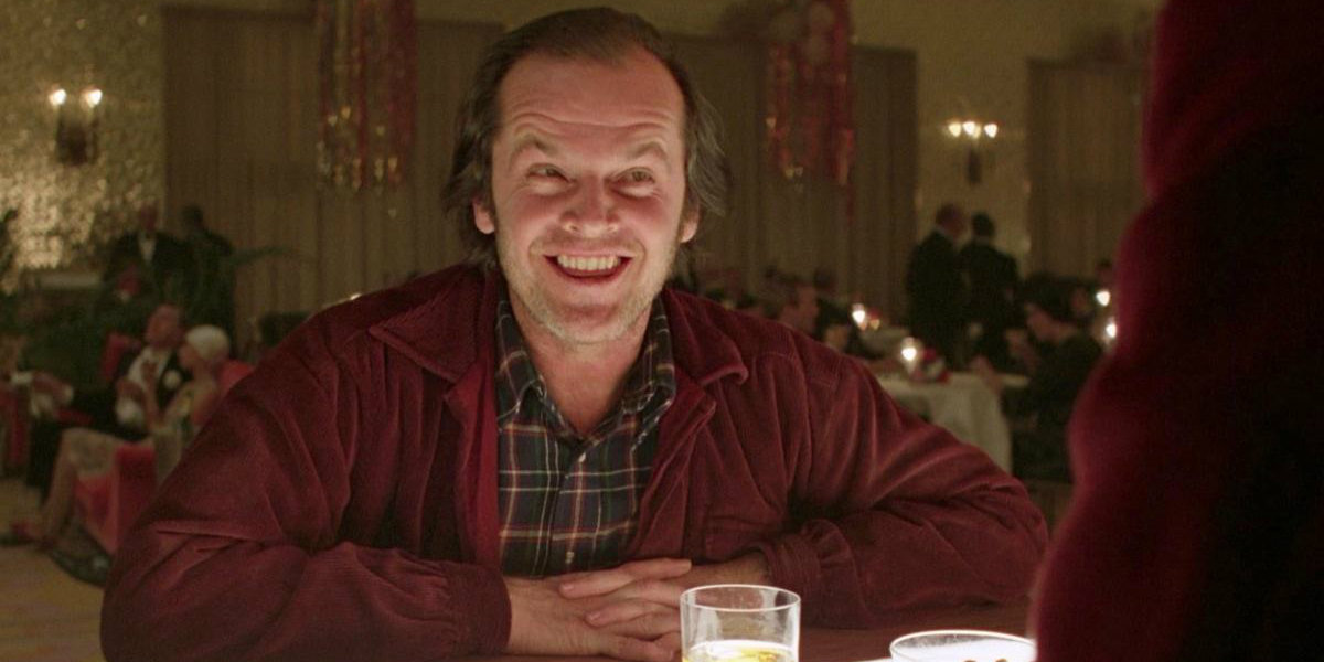 """film analysis the shining The first time we saw the shining, it was a shattering disappointment i'd never expected – nor wanted – a film adaptation that slavishly stuck to its source, but kubrick had left out all the best bits where were the hedge animals the roque mallet the boiler """"the novel is by no means a serious literary."""