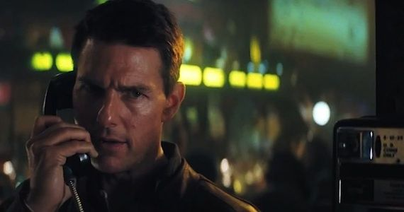 Jack Reacher Spoilers Tom Cruise Eyes The Man from U.N.C.L.E.; Returning for Jack Reacher Sequel?