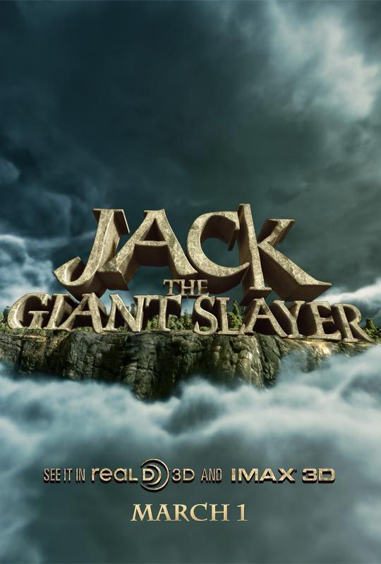 Jack the Giant Slayer Trailer Jack the Giant Slayer Poster