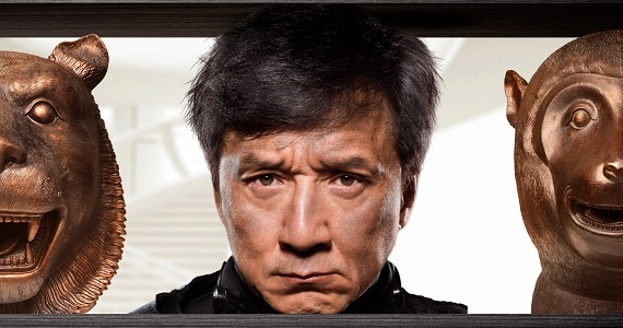 Jackie Chan in the poster for CZ12 CZ12 Trailer: Jackie Chans New Action Movie is Packed with Fighting & Stunts