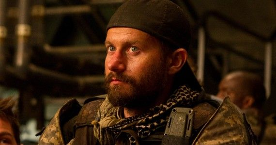 James Badge Dale World War Z Soldier 570x299 Lone Ranger Interview: James Badge Dale Talks 24 & Iron Man 3; Praises Castmates