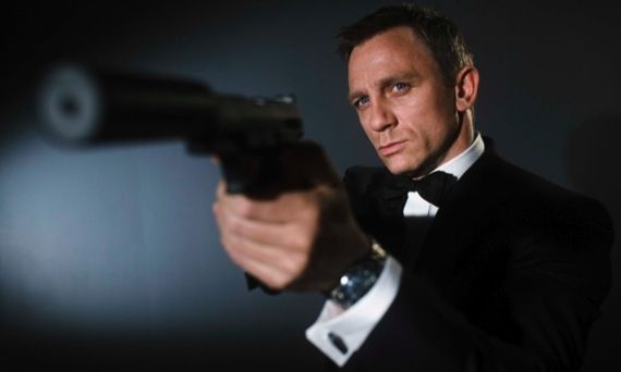 James Bond 23 moving forward James Bond 23 Moving Forward Again; Daniel Craig Will Return [Updated]