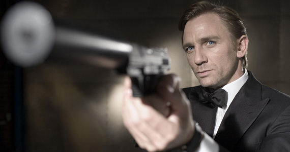 James Bond 3D Skyfall Interview Skyfall Producer Says James Bond Isnt Quite Ready For 3D