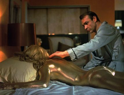 James Bond Goldfinger The 10 Best Movie Threequels of All Time
