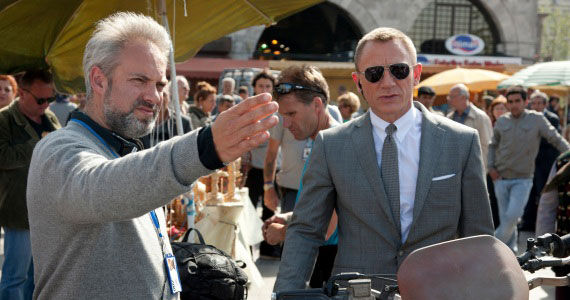 James Bond Skyfall Dark Kni Skyfall Director Sam Mendes Doubts He Will Make Another Bond Film