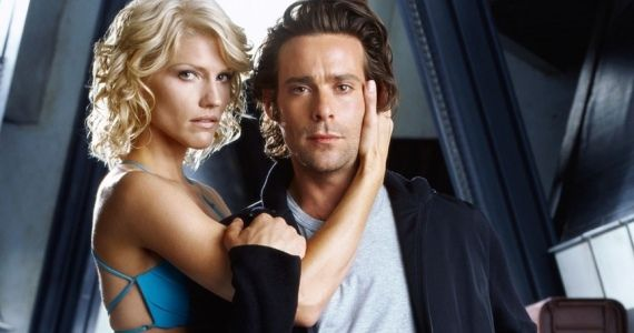 James Callis Battlestar Galactica Arrow Casts Battlestar Galatica Star James Callis   Hint of Things to Come?