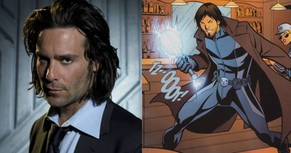 James Callis Joins Arrow Dodger Arrow Casts Battlestar Galatica Star James Callis   Hint of Things to Come?